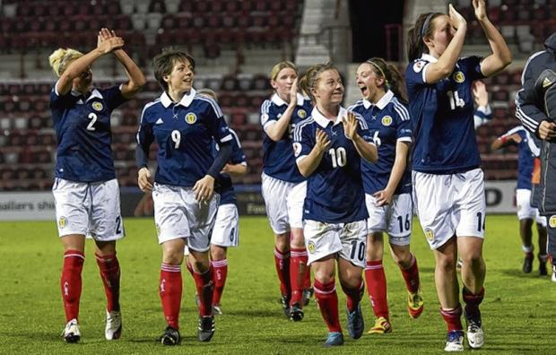 Scotland can still qualify for the European Championships