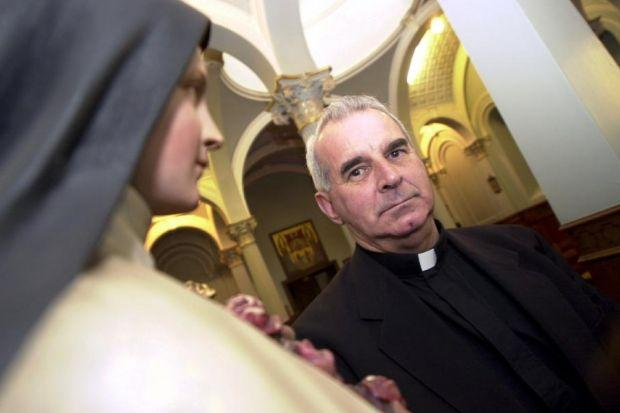 CARDINAL O'BRIEN: Scotland's most senior Catholic cleric has criticised the Government.