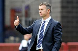 Jim McIntyre braces Ross County for Hearts test