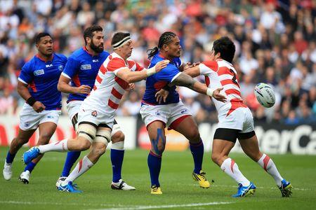 Samoan star suspended for Scotland match
