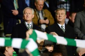 "Celtic chairman Ian Bankier: We want Champions League football after this ""frustrating"" campaign"