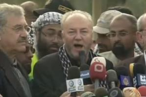 George Galloway talks of smears over 'IS terror group member' link to his Gaza aid convoy