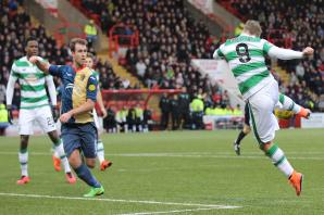 Leigh Griffiths insists Celtic must be wary of Morton