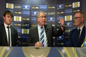 SFA chief McRae insists cup draw shambles will not happen again