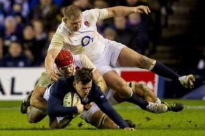 Scott recalls pain of last Six Nations visit to Wales