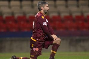 Captain Keith Lasley calling for unity ahead of pivotal week in Motherwell's season