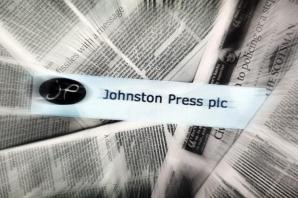 Johnston Press 'in advanced talks to buy national daily newspaper i'