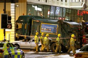 Bin lorry private prosecution plans to go before three judges