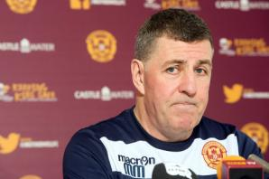 Mark McGhee will continue to play his own tune for Motherwell despite disharmony from the stands