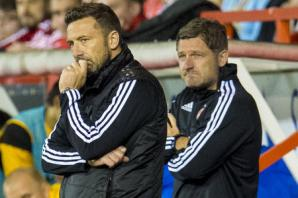 Aberdeen manager McInnes poised to make decision on Nigerian defender Adejo