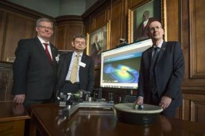 Eureka: Scots scientists played key role in detection of gravitational waves predicted by Einstein