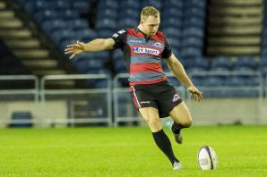 Scarlets 22 Edinburgh 21: Thomas seals victory for home side at the death